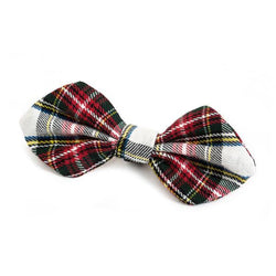 Modern Beast Bowtie in Vintage Plaid