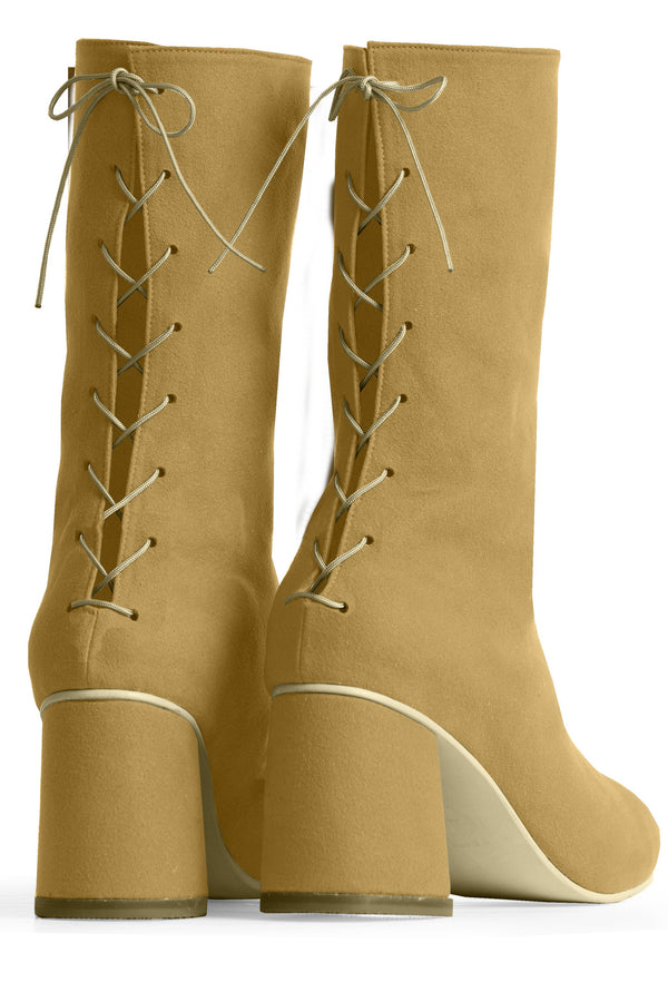 The Ranger Vegan Boot - Sahara