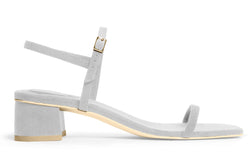 The Milli Vegan Sandal - Gray