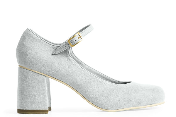 The Skipper Vegan Heel - Gray