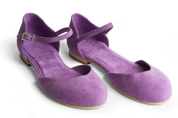 The Rambler Vegan Flat - Lavender