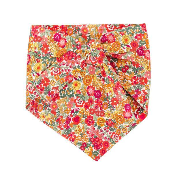 Modern Beast - Bandana in Red Floral