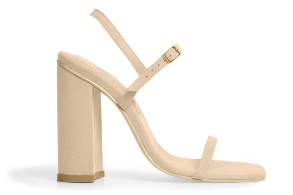 The Sky Vegan Sandal - Beige