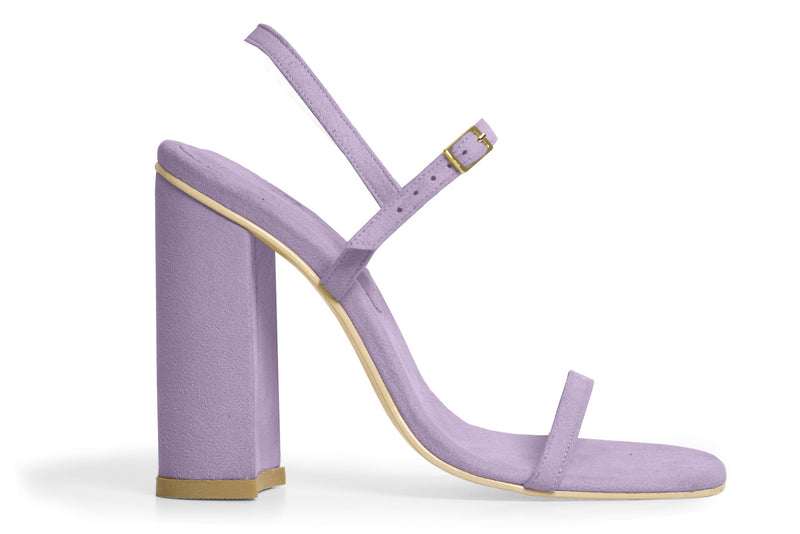 The Sky Vegan Sandal - Lavender