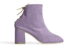 The Vegan Sock Boot - Lavender