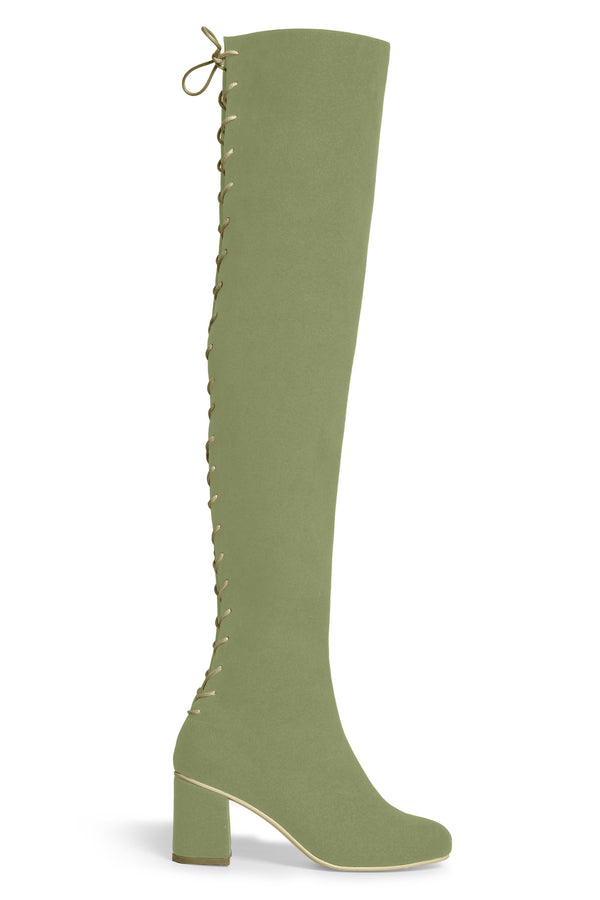 The Stick Vegan Boot - Vert