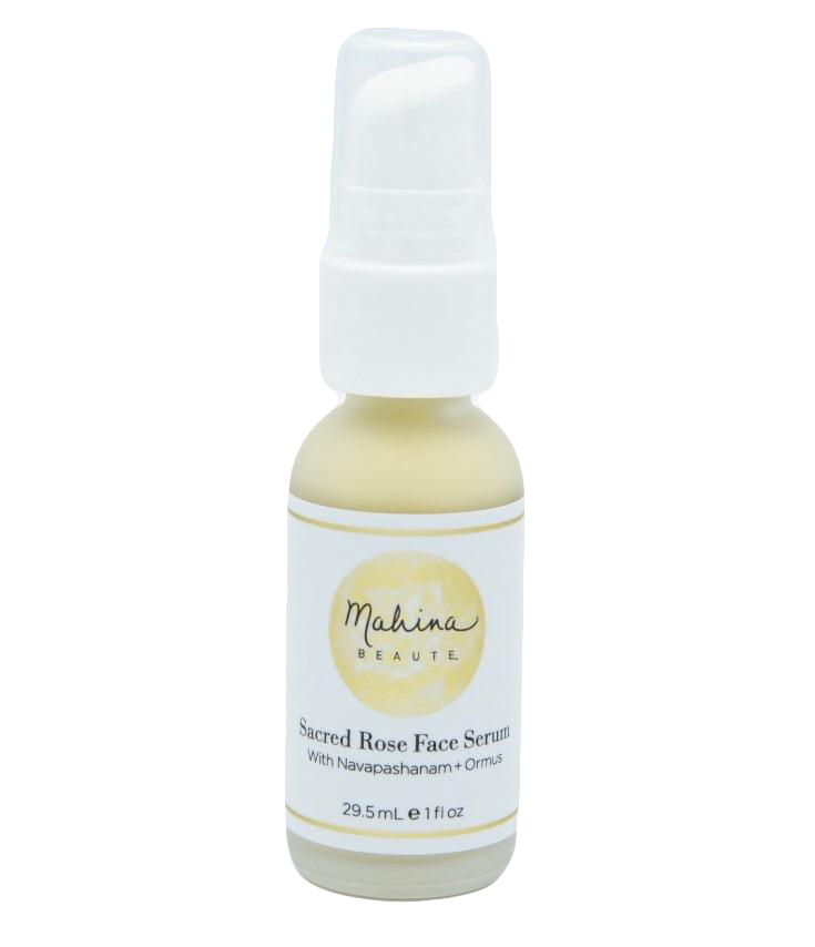 Sacred Rose Serum With Rose, Tamanu, and Lavender