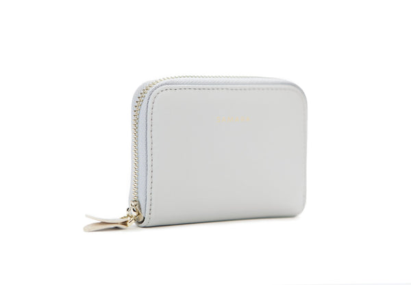 Samara Lola Vegan Leather Wallet - Stone