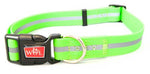 Wigzi Waterproof Collar Neon Green
