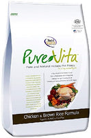 Pure Vita Chicken And Brown Rice Dry Dog Food