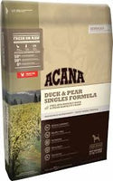Acana Singles Duck and Pear Formula Grain Free Dry Dog Food