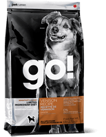 Petcurean Go! Sensitivity + Shine Limited Ingredient Diet Venison Recipe Grain-Free Dry Dog Food