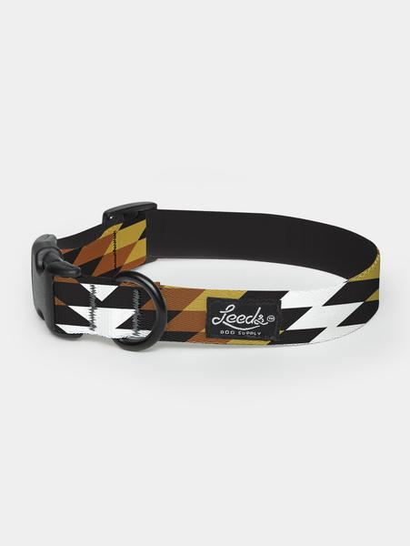 The Jefe Collar by Leeds Dog Supply