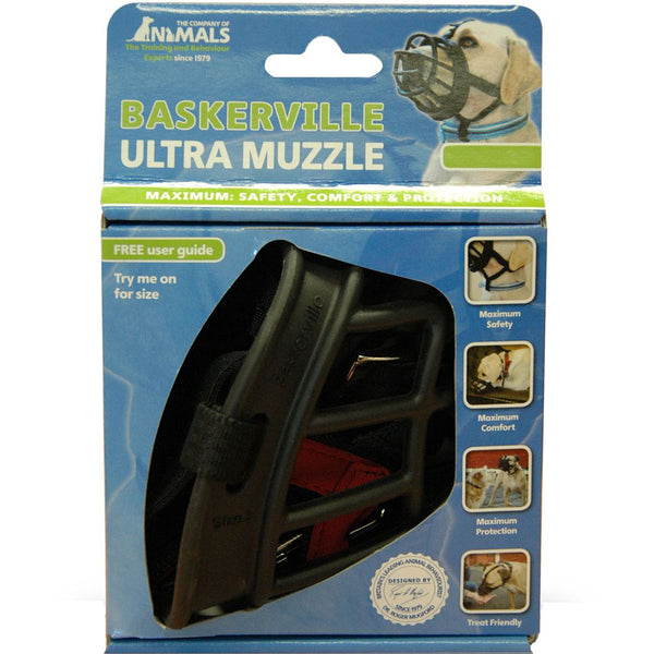 Baskerville Ultra Dog Muzzle