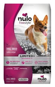 Nulo Freestyle Limited+ Turkey Recipe Grain-Free Small Breed Adult Dry Dog Food
