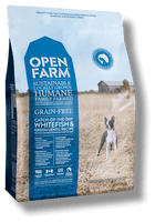 Open Farm Grain Free Catch of the Day Whitefish and Green Lentil Recipe Dry Dog Food