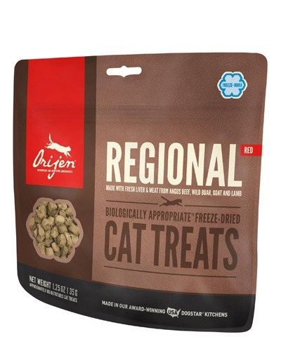 Orijen Freeze-Dried Regional Red Cat Treats, 1.25oz