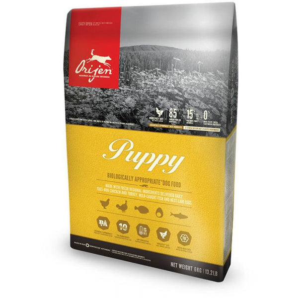 Orijen Puppy Grain-Free Dry Dog Food