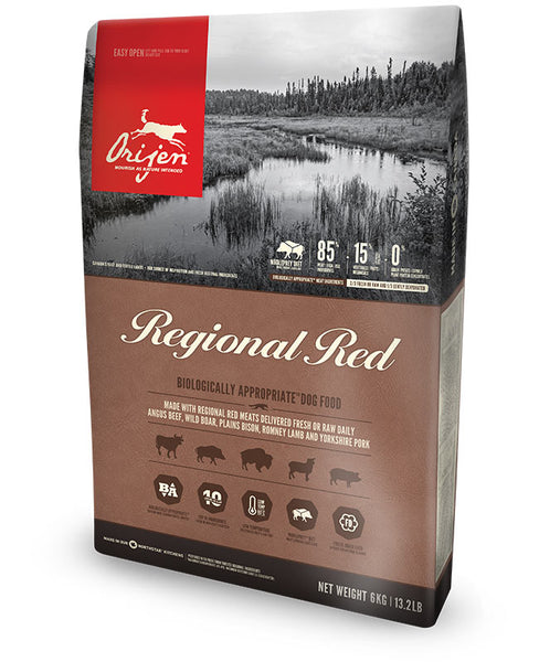 Orijen Regional Red Grain-Free Dry Dog Food
