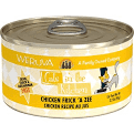 Weruva Cats in the Kitchen Chicken Frick 'A Zee Chicken Recipe Au Jus Grain-Free Canned Cat Food