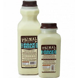 Primal Frozen Raw Goat's Milk (In-store Pickup Only)