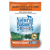 Natural Balance L.I.D. Limited Ingredient Diets Sweet Potato & Fish Formula Grain-Free Dry Dog Food