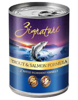 Zignature Trout & Salmon Limited Ingredient Formula Grain-Free Canned Dog Food