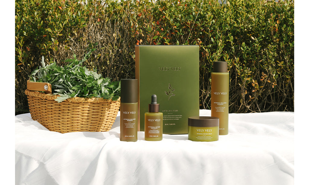 Made with Only the Essential Ingredients for the Skin, The Artemisia Line
