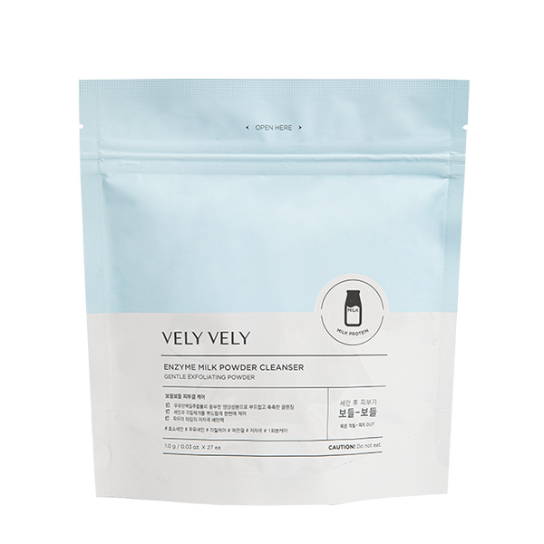 Enzyme Milk Powder Cleanser - velyvelyus