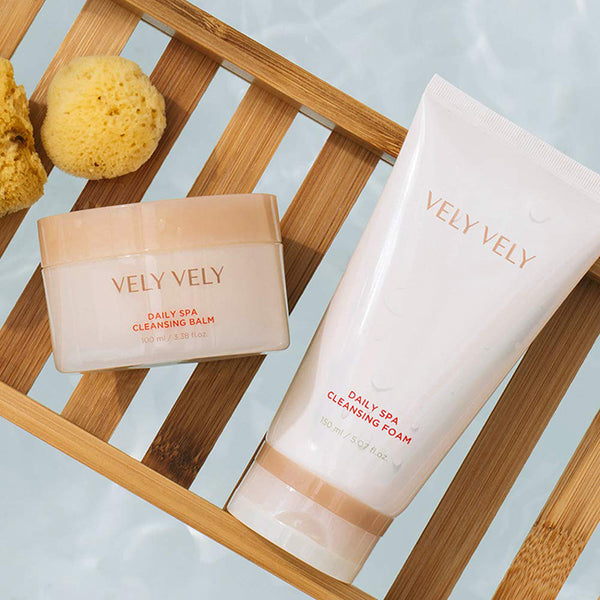 Daily Spa Cleansing Balm - velyvelyus