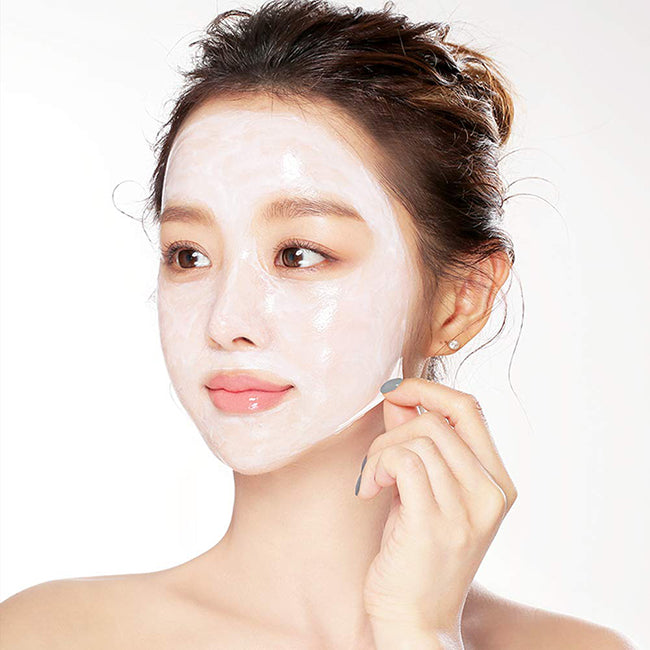 Sweet Rice Cake Clarifying Mask - velyvelyus