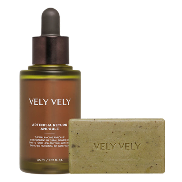 Artemisia Return Ampoule + Soap Set - VELY VELY