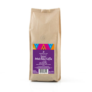 Organic Whole Beans Coffee