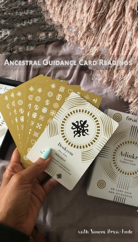 Ancestral Guidance Reading (in-person)