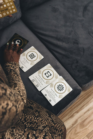 Adinkra Ancestral Guidance Reading (via Phone, Skype or Zoom)