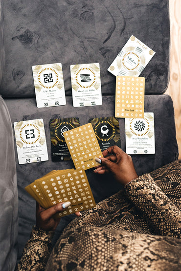 Adinkra Ancestral Guidance Reading (via Zoom)