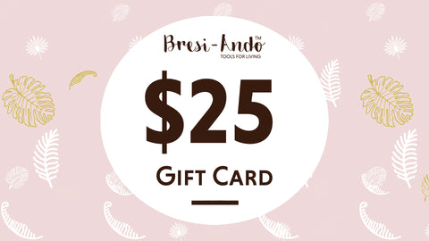 Bresi-Ando Tools for Living Gift Card
