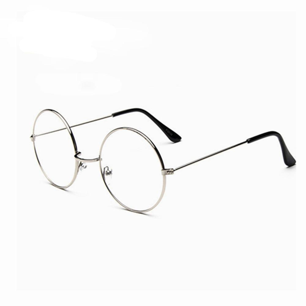 Vintage Round Glasses Men Harry Potter Glasses Frame Prescription Eyewear Clear Glassesiehrb-iehrb