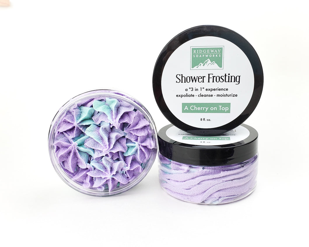Cherry on Top Shower Frosting