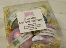Load image into Gallery viewer, Stargazer Bath Bomb Gift Set