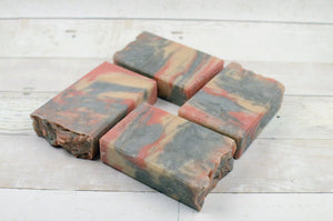 Caramel Pipe Tobacco Soap
