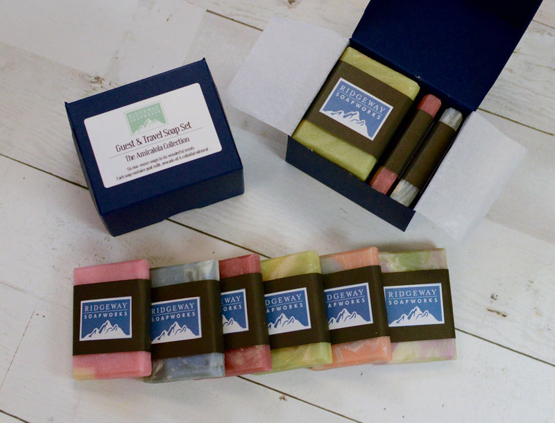 Guest & Travel Soap Set