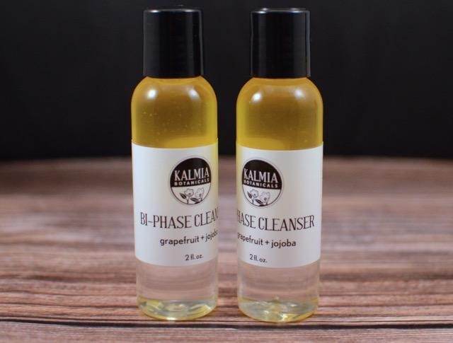 Bi-Phase Cleanser