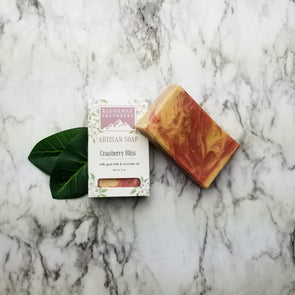 Cranberry Bliss Soap