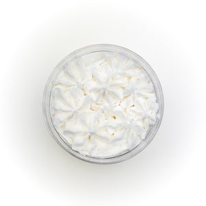 Coconut Shimmer Shower Frosting