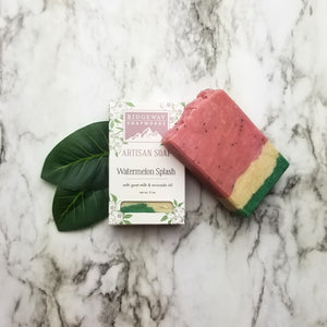 Watermelon Splash Soap