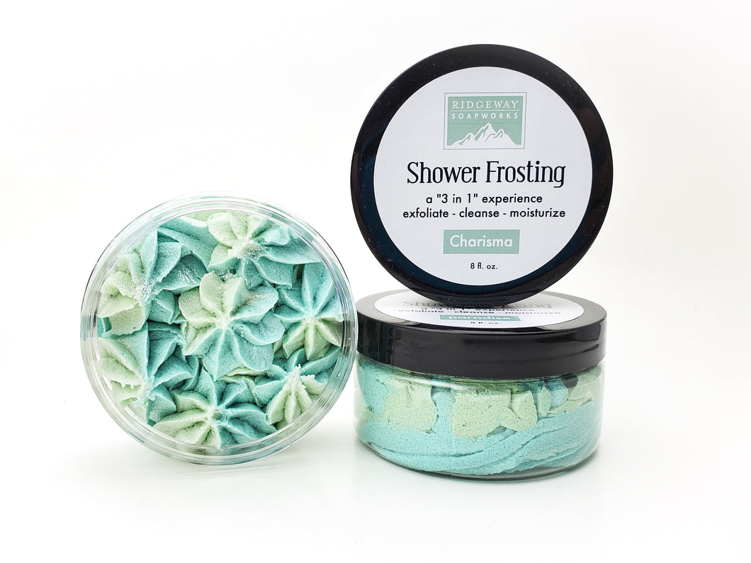 Charisma Shower Frosting