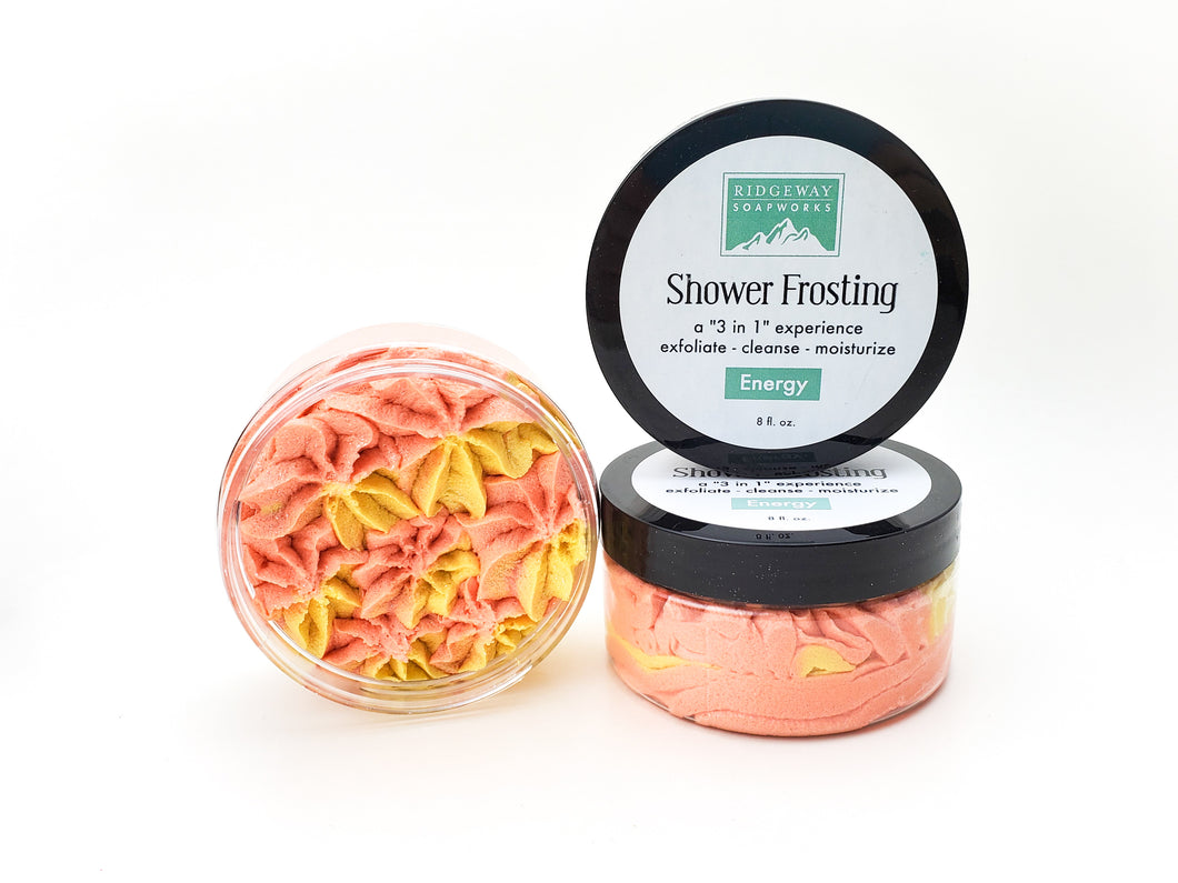 Energy Shower Frosting