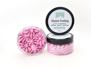 Island Escape Shower Frosting