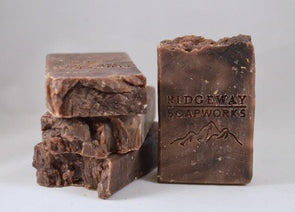 Irish Stout & Oatmeal Soap